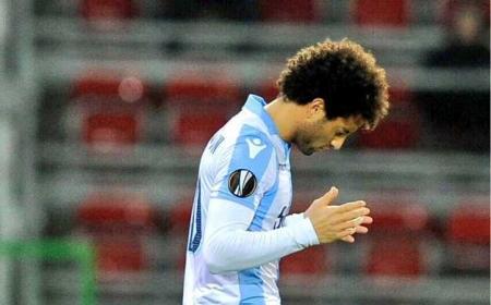 Felipe Anderso Twitter uff Lazio