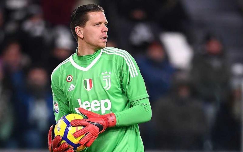Terza Maglia Juventus WOJCIECH SZCZESNY