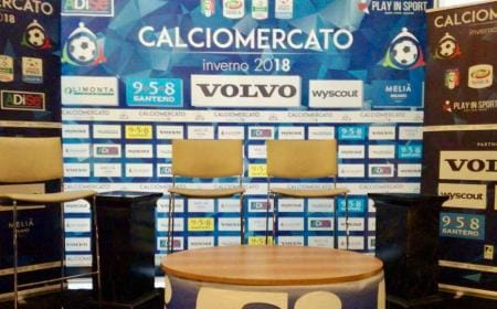 Calciomercato gennaio 2018