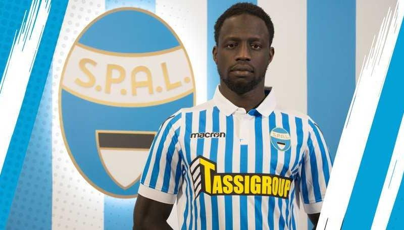 Dramé Twitter ufficiale Spal
