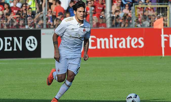 Gustavo Gomez sito ufficiale Milan