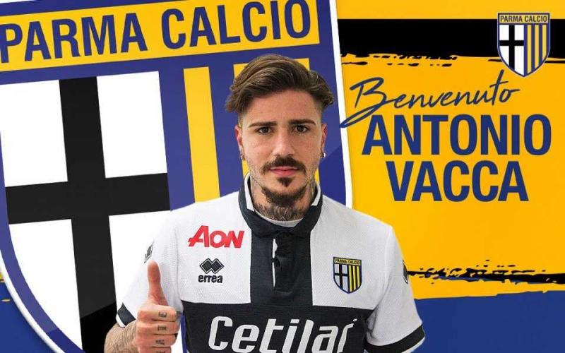 Vacca Twitter ufficiale Parma