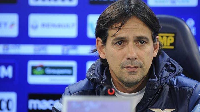 Inzaghi conferenza Lazio Twitter