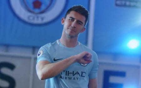 Laporte annuncio Manchester City Twitter