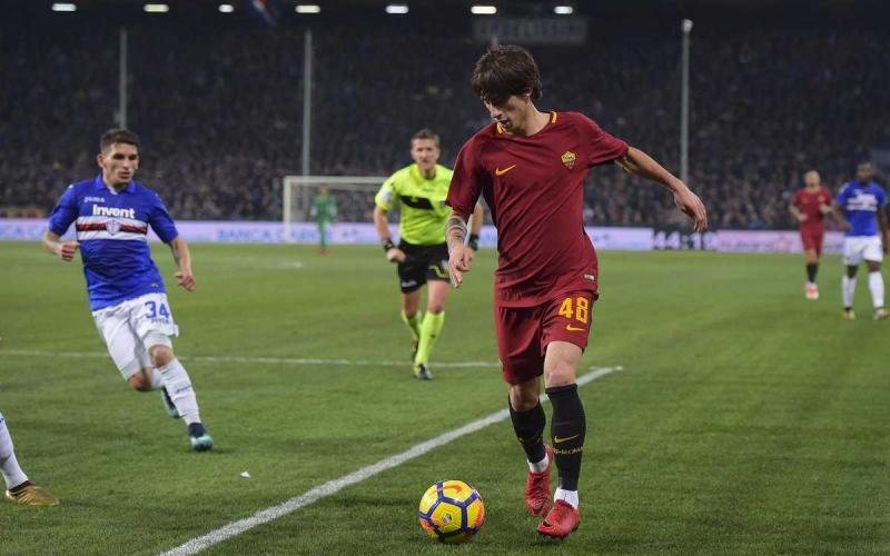 Mirko Antonucci Twitter uff Roma