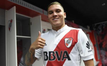 Quintero River Plate Twitter