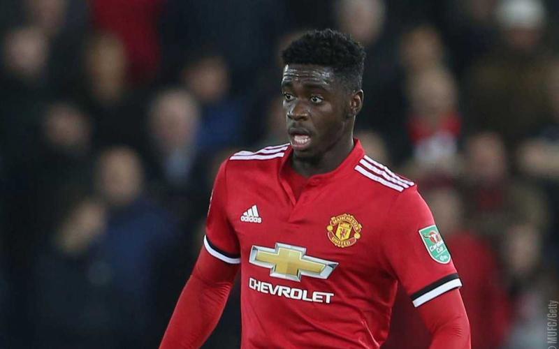 Tuanzebe Twitter Manchester United