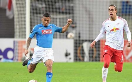 Allan Twitter Napoli