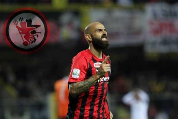 Mazzeo prima scelta del Bari. E c'è il sì dell'attaccante Mazzeo-Foggia-sito-ufficiale