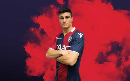 Orsolini annuncio Bologna Twitter