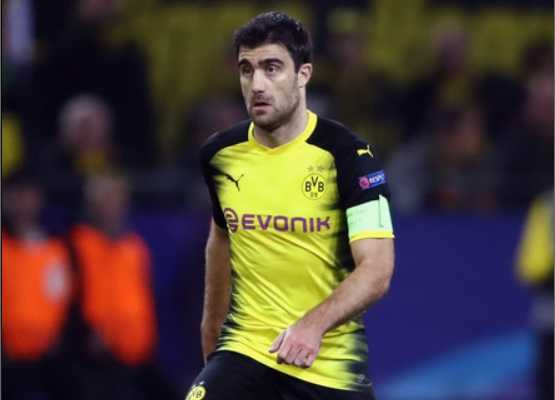 Papastathopoulos Borussia Dortmund kicker