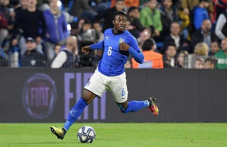 Adjapong Italia Nazionale Twitter