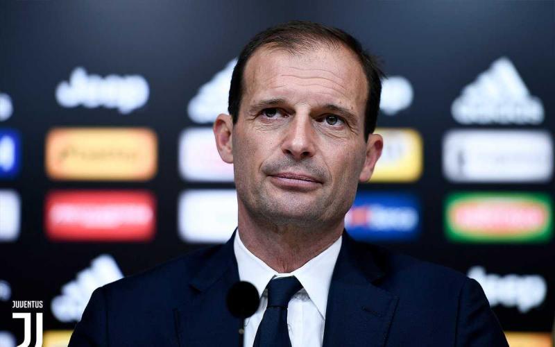 Allegri conferenza 17-18 Juventus Twitter