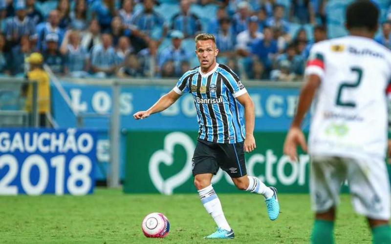 Arthur sito ufficiale Barcellona