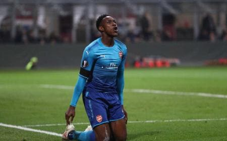 Welbeck Foto: Twitter ufficiale Arsenal