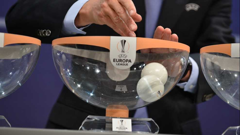 Europa League urna sorteggio talksport