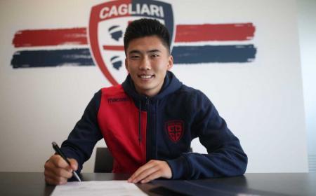 Han Twitter ufficiale Cagliari