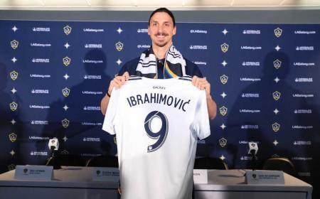Ibrahimovic Twitter LA Galaxy