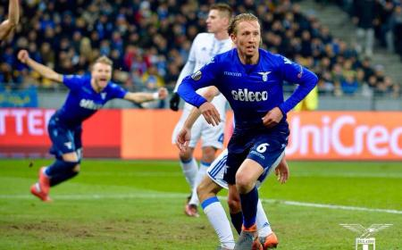 Lucas Leiva Twitter uff Lazio