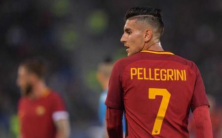 Pellegrini 2018 Roma Twitter
