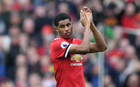 Rashford vs Liverpool Foto Premier League Twitter