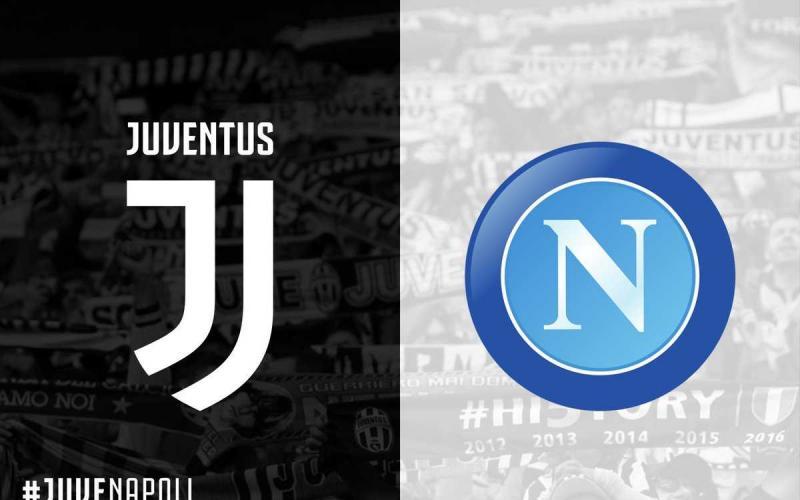 Juve-Napoli Twitter Juve