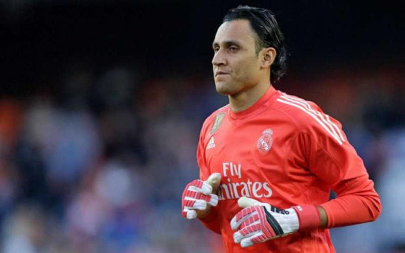 Keylor Navas Real Madrid Foto Daily Star