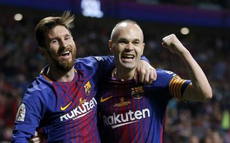 Messi + Iniesta Twitter Mundo Deportivo