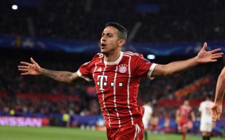 Thiago Alcantara Bayern Monaco Foto The Sun