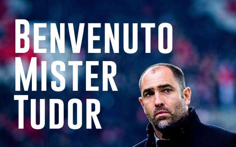 Tudor annuncio Udinese Twitter
