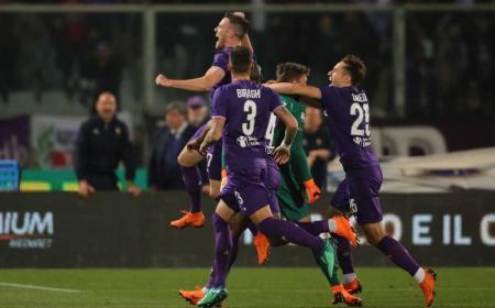 Veretout vs Lazio Foto Fiorentina Twitter