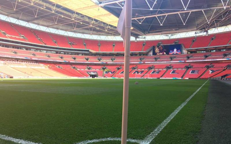 Wembley twitter ufficiale Wembley Stadium