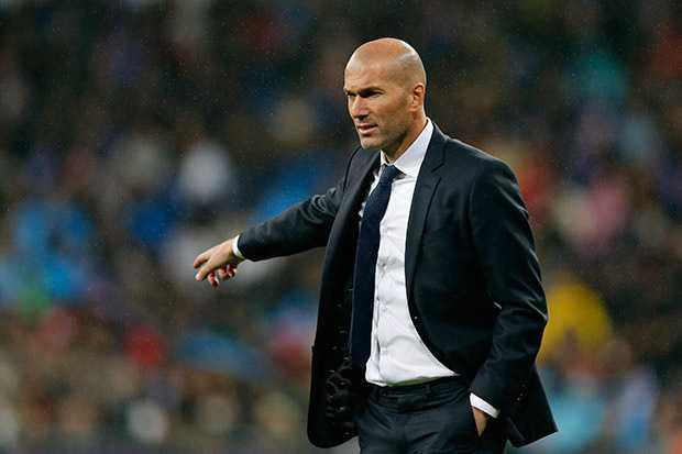 Zidane Zinedine Real Foto gqcom
