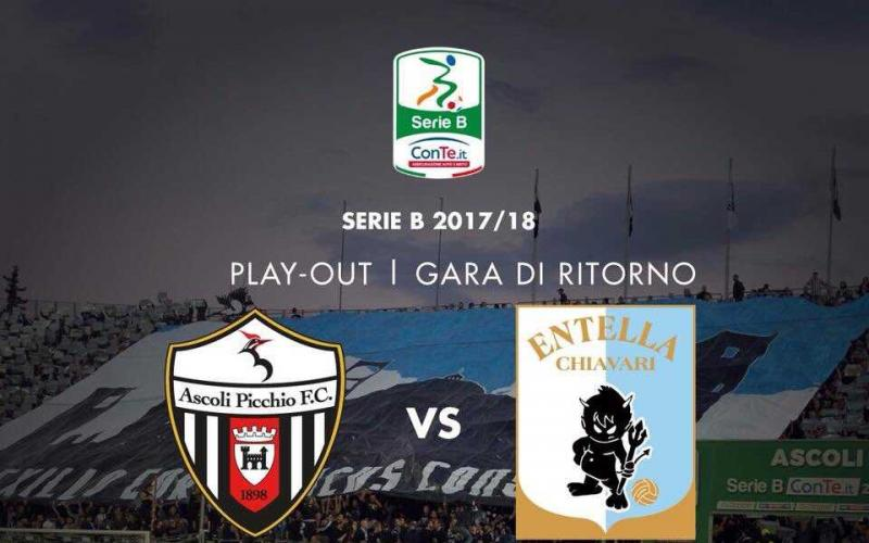 Ascoli Virtus Entella playout
