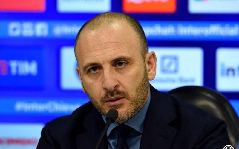 Ausilio Twitter ufficiale Inter