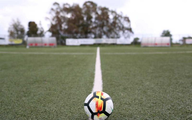 Campo pallone Foto Cagliari Twitter