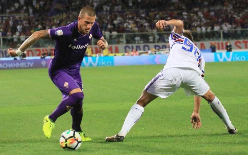 Biraghi Twitter Fiorentina