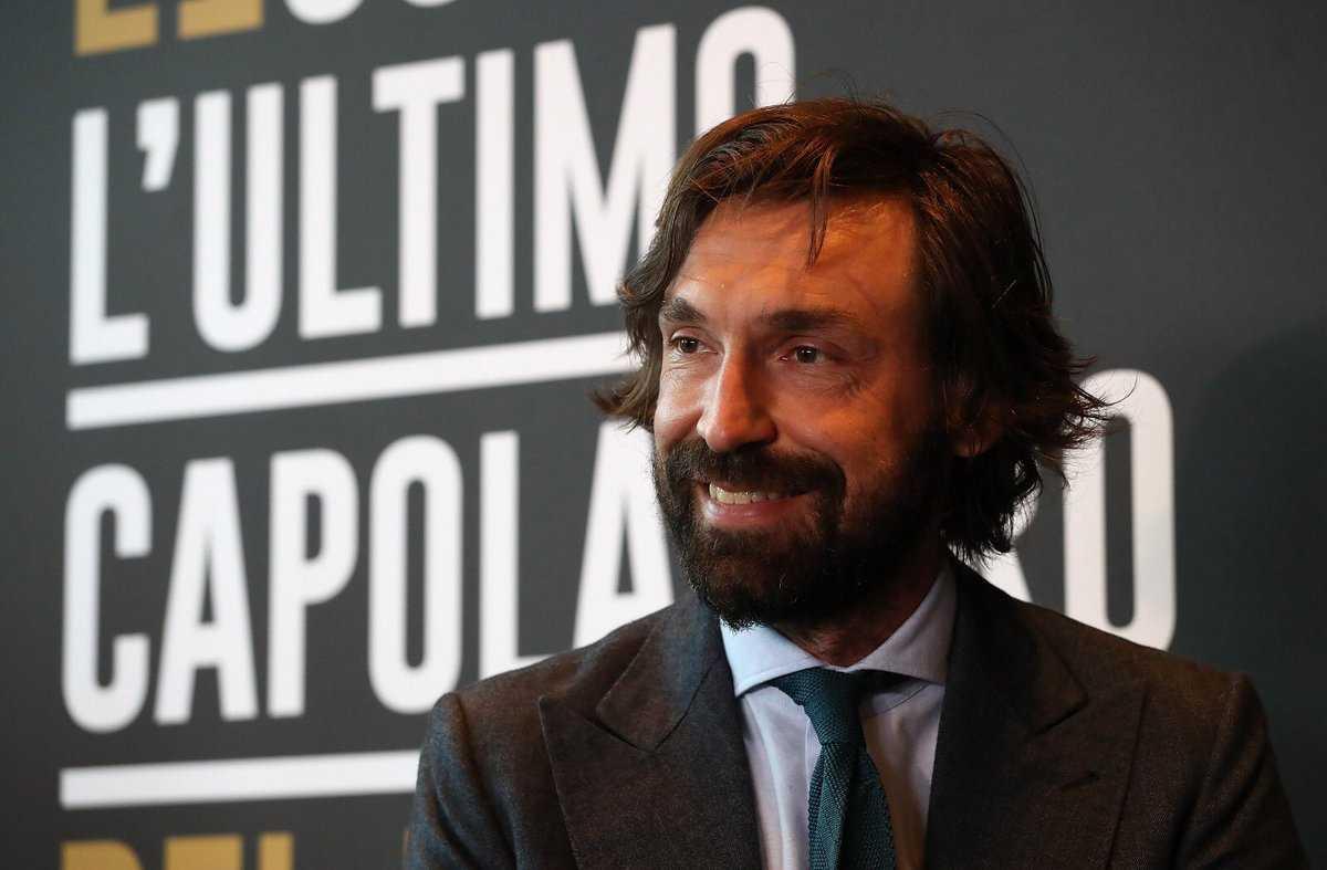 Ufficiale Juventus Annunciato Lo Staff Di Pirlo Alfredo Pedulla
