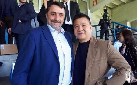 Yonghong Li Mirabelli Milan twitter