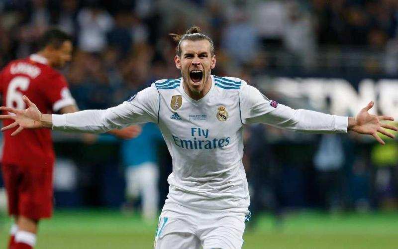 Bale Twitter Real Madrid