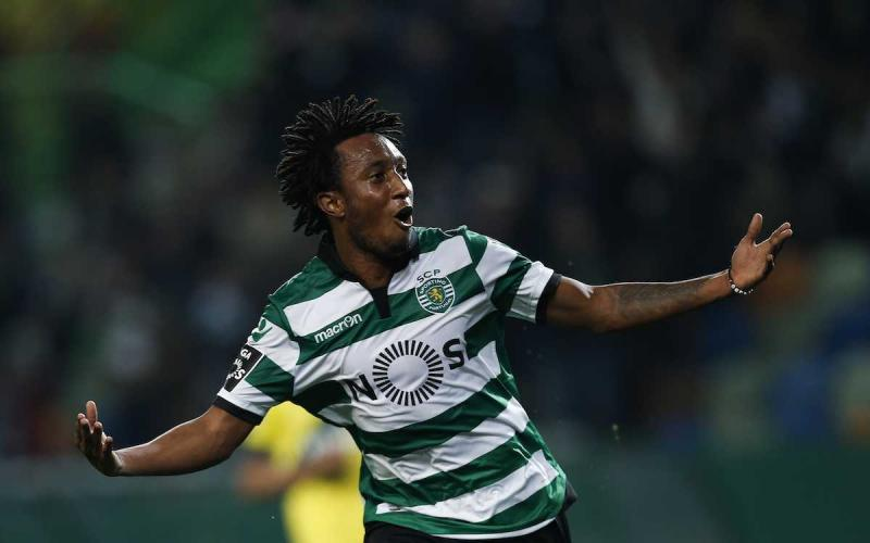 Gelson Martins Sporting Lisbona Foto Football Whispers