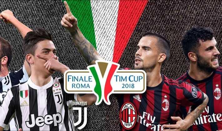 84261a0e72ff1 Finalissima di Coppa Italia  le ultimissime sulle probabili formazioni