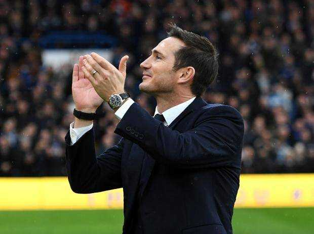 Lampard Frank Foto Independent