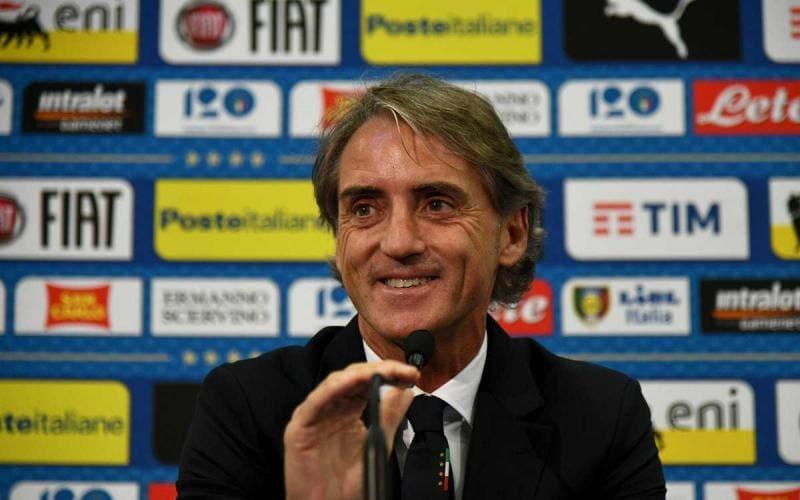 Mancini Twitter uff VivoAzzurro