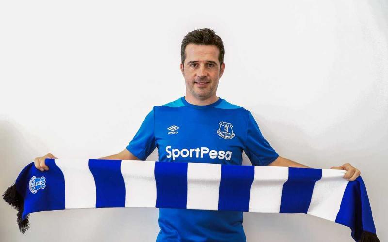 Marco Silva annuncio Everton