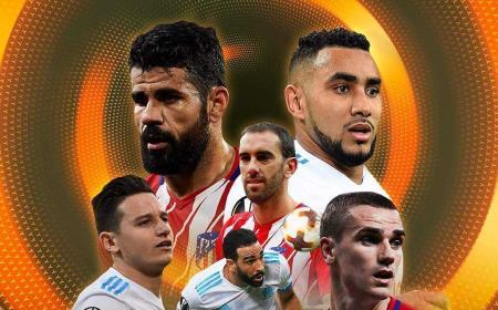 Marsiglia Atletico finale Europa League Twitter