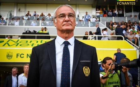 Ranieri annuncio divorzio Nantes Twitter