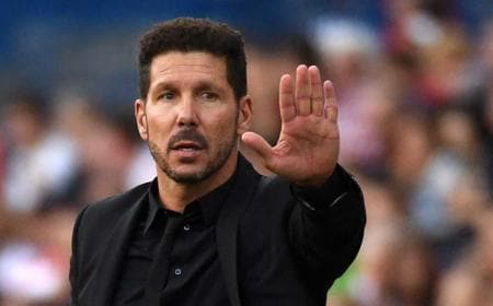 Simeone Atletico Foto The Sun