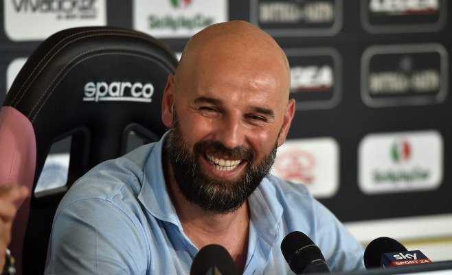 Stellone conferenza Palermo Twitter