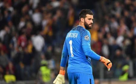Alisson Roma 17-18 Marca